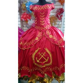 Vestido Xv Años, Fiestas Patrias, Regional, Marina, Reina