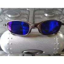 Óculos Oakley Juliet Polarized Numerado Cores + Lente Brinde