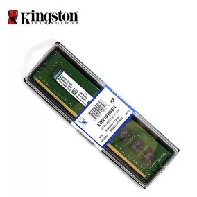 Memória Kingston 4gb 2400mhz Ddr4 Cl17 - Kvr24n17s8/4