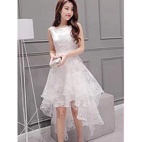 Vestido Noiva Casamento Civil Pronta Entregar Frete Gratis P