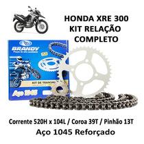 Kit Relação Completo Brandy Honda Tunada Xre 300