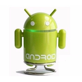 Corneta Robot Android, Reproductor, Fm, Mp3, Mp4, Plug 3.5mm