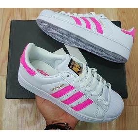 adidas superstar rosadas mercadolibre