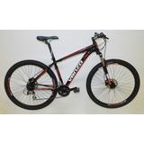 Bicicleta Mountain Bike Venzo Eolo 24v Disco Hidráulico R29