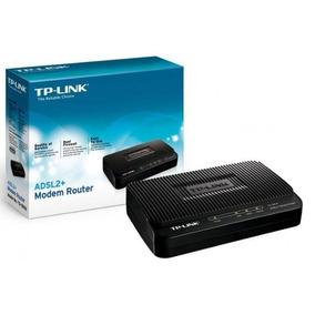 Modem Router Tp-link Adsl2+ Td-8816 Via Cabo Rj45