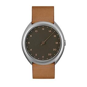 Lento O 09 - Swiss Made Reloj De Una Sola Mano 24 Horas - A