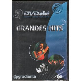 Dvdoke Grandes Hits Gradiente - Karaoke Original Lacrado