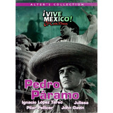 Pedro Paramo Ignacio Lopez Tarzo Pelicula Mexicana Dvd