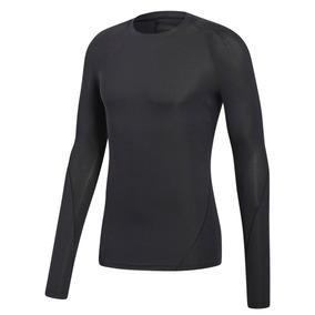 Camiseta Remera Térmica adidas Alphaskin Tech Hombre