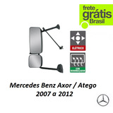 Retrovisor Mb Axor/atego Ld C/d Elétrico 2007 A 2012 Fabbof