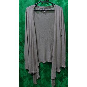 Blusa Cardigan Feminina De Lã Acrílica Marca Marfinno Tm/g