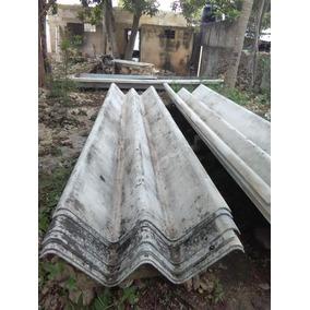 23 Laminas De Asbesto $800 Por Pz