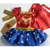 Disfraz Niña Mujer Maravilla Disfraces Halloween Wonder Woma