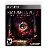 Resident Evil Revelations 2 Ps3 Nuevo Sellado Fisico