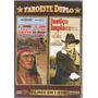 Dvd Sangue Apache/ Justiça Implacavel 2 Em 1 Orig/dub/usado