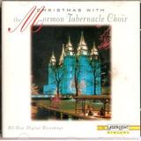 Cd Mormon Tabernacle Choir - Christmas With - Importado -