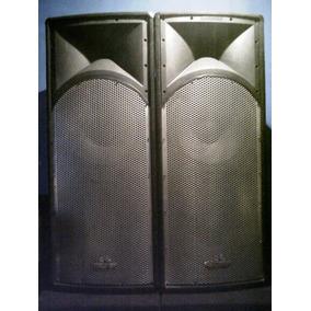 Medios Doble 15p Soundbarrier Crosover Y Driver Das 1p M-50