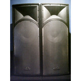 Medios Doble 15p Soundbarrier Crosover Y Driver Das 1p M-50