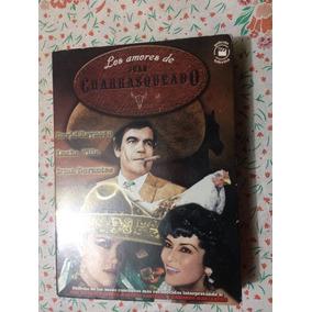 Dvd Los Amores De Juan Charrasqueado