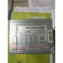 Fonte Atx 24pinos Sata Multilaser 400w Model Psu-ga039