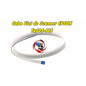 Cabo Flat Do Scanner Impressora Epson Tx105-115