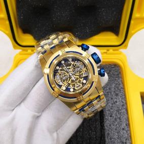 e87e2626041 Relógio Invicta 12902 Bolt Reserve Skeleton Frete Grátis. - Relógios ...