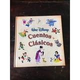 Libro Walt Disney Cuentos Clasicos Con 18 Cuentos