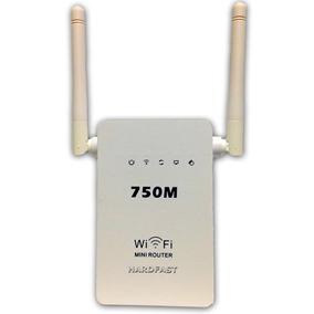 Repetidor Sinal Wifi 3 Antenas Aumentar Rede 300mb Roteador