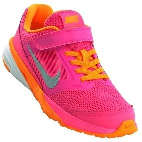 Zapatillas Nike Niña Tri Fusion Run Talla 33 Nuevas