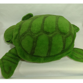 Tartaruga Pelúcia Grande 55 Cm Veja Fotos