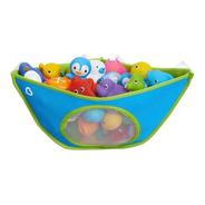 Cesta Organizadora De Brinquedos De Banho Azul Munchkin