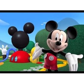 Combo Cotillon Infantil Mickey Para 20 Chicos/nenes