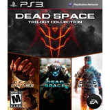 Dead Space Trilogy Ps3