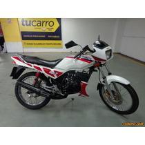 Yamaha Rxz 126 Cc - 250 Cc