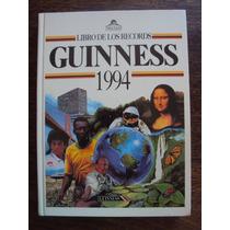 El Libro De Los Records Guinness 1994. Usado Bien Conservado
