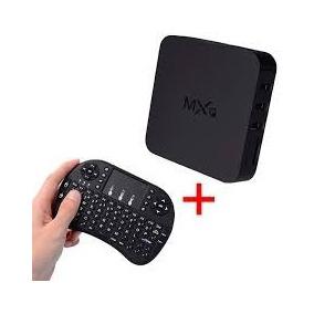 Convertidor Smart Android Tv Box Mxq+teclado Inala.retroilu.