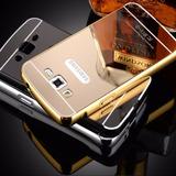 Bumper Espelhada Samsung Galaxy Grand Duos 2 G7102 +p/ Vidro
