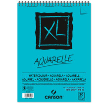 Bloco Espiralado Canson Xl Aquarelle 300g/m² A5 C/ 30 Folhas