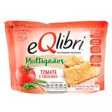 Snack Salgado Eqlibri Multigrãos Tomate E Cebolinha 45g