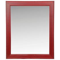Espelho Mineiro Madeira Maciça - Tok Stok