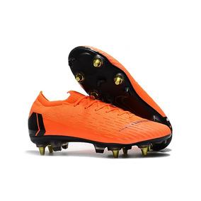 Chuteira Nike Mercurial Vapor Sg Trava Mista - Chuteiras Nike de ... 8f4624927f118