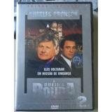 Dvd À Queima Roupa 2 - Charles Bronson - Lacrado - Original