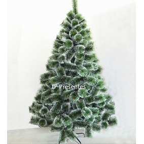 Arvore De Natal Pinheiro Luxo 2,10m C/566 Galhos