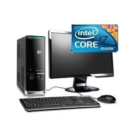 Computadora I7 Diseñador Gamer 1tb 4gb Ram Hp 22 Oferta