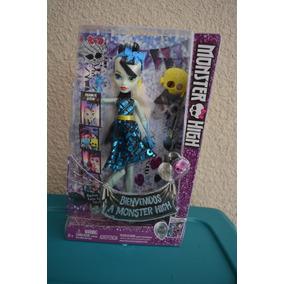 Muñeca Monster High Bienvenidos Frankie Escuela