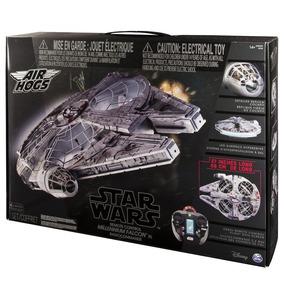 Star Wars Air Hogs Millennium Falcon Xl Control Remoto Nueva