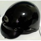 Casco Para Motorizado Helmet Sol Con Visera Talla Xl 61-62