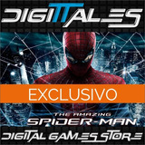 The Amazing Spiderman Hombre Araña Ps3 Apto Move Digittales