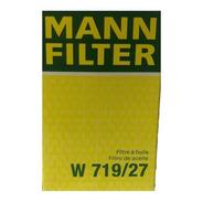 Filtro Aceite  W 719/27 (mann Filter)