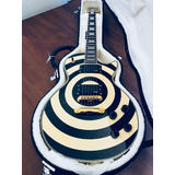 Guitarra Eléctrica Zakk Wylde - Réplica + Case